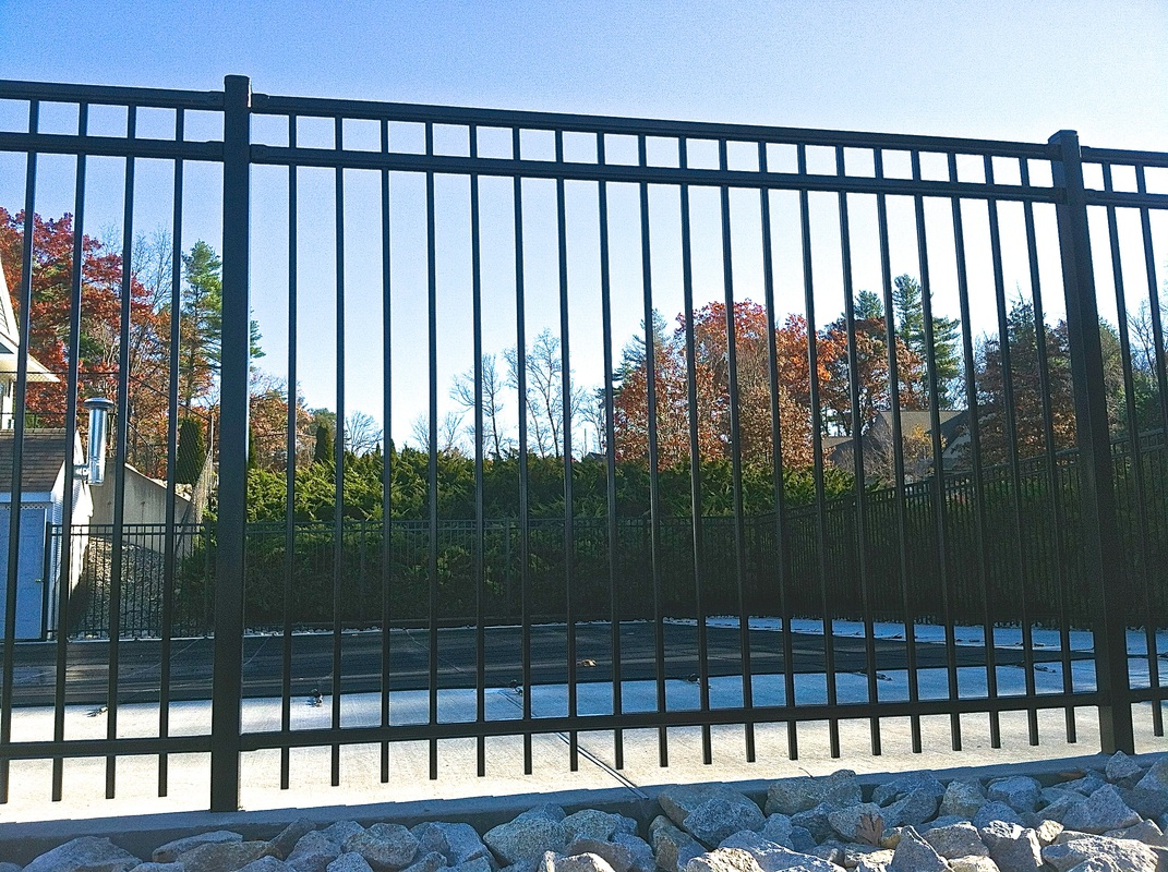 STEEL AND CHAIN LINK FENCING - FENCE SOLUTIONS, INC.